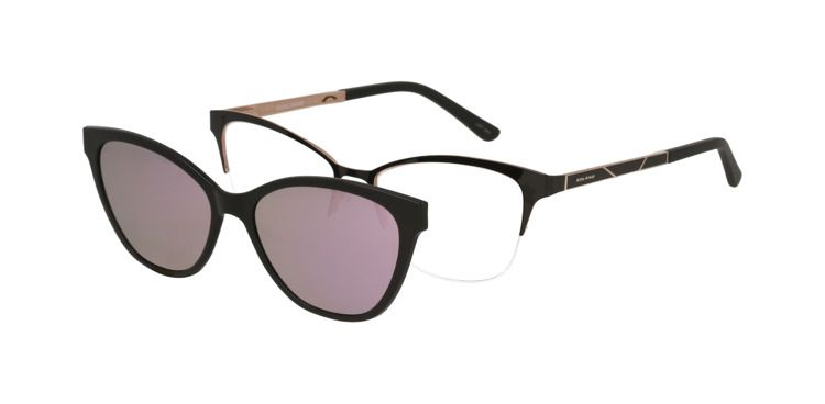 97f701b6394e Okulary Korekcyjne Solano CL 10112 D