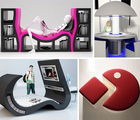 15 Of The World S Most Fabulous And Funky Furniture Sets Weburbanist