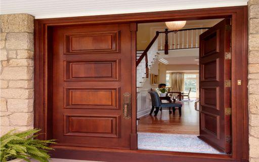 Solid Wood Doors Panel Door House Doors Masonite Doors Front Door Design Interior French Doors Exterior Wood Doors Fiberglass Entry Doors Entry Door W Ic Kapilar