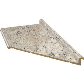 Formica 10 Ft Ouro Romano With Etchings Miter Laminate Kitchen Countertop Kitchen Countertops