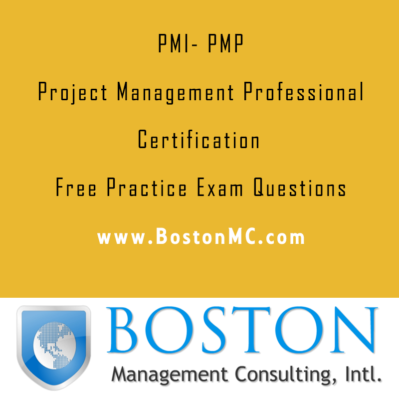 Free Pmp Practice Sample Questions And Answers Online Project