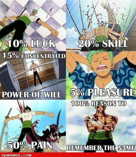 One Piece Memes Tumblr Google Search Zoro One Piece One Piece