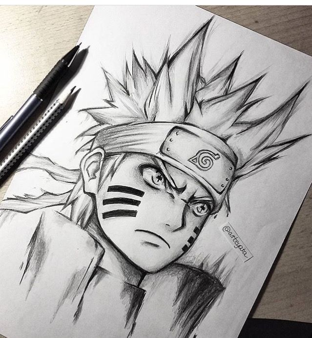 Narutodrawing Naruto Drawings Anime Naruto Naruto Sketch