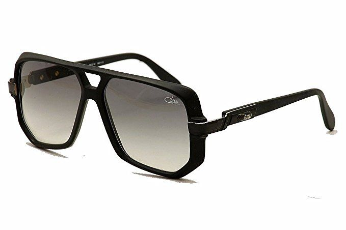 a8e93abeb9 Cazal 627 301 011 Matte Black Sunglasses 59 mm