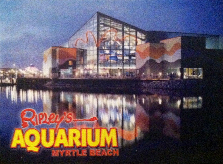 Ripley's Aquarium Myrtle Beach, SC Ripley aquarium