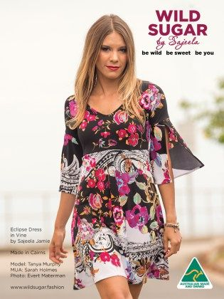 Wild Sugar By Sajeela Cairns Dress Shop Cairns Fashion Designer