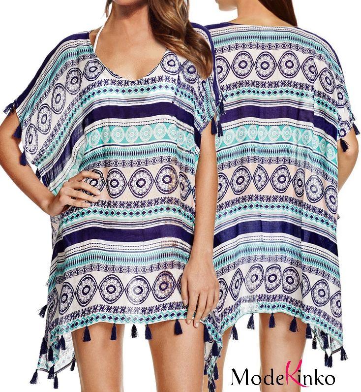 robe de plage, vêtement de plage femme pas cher, tenue de plage