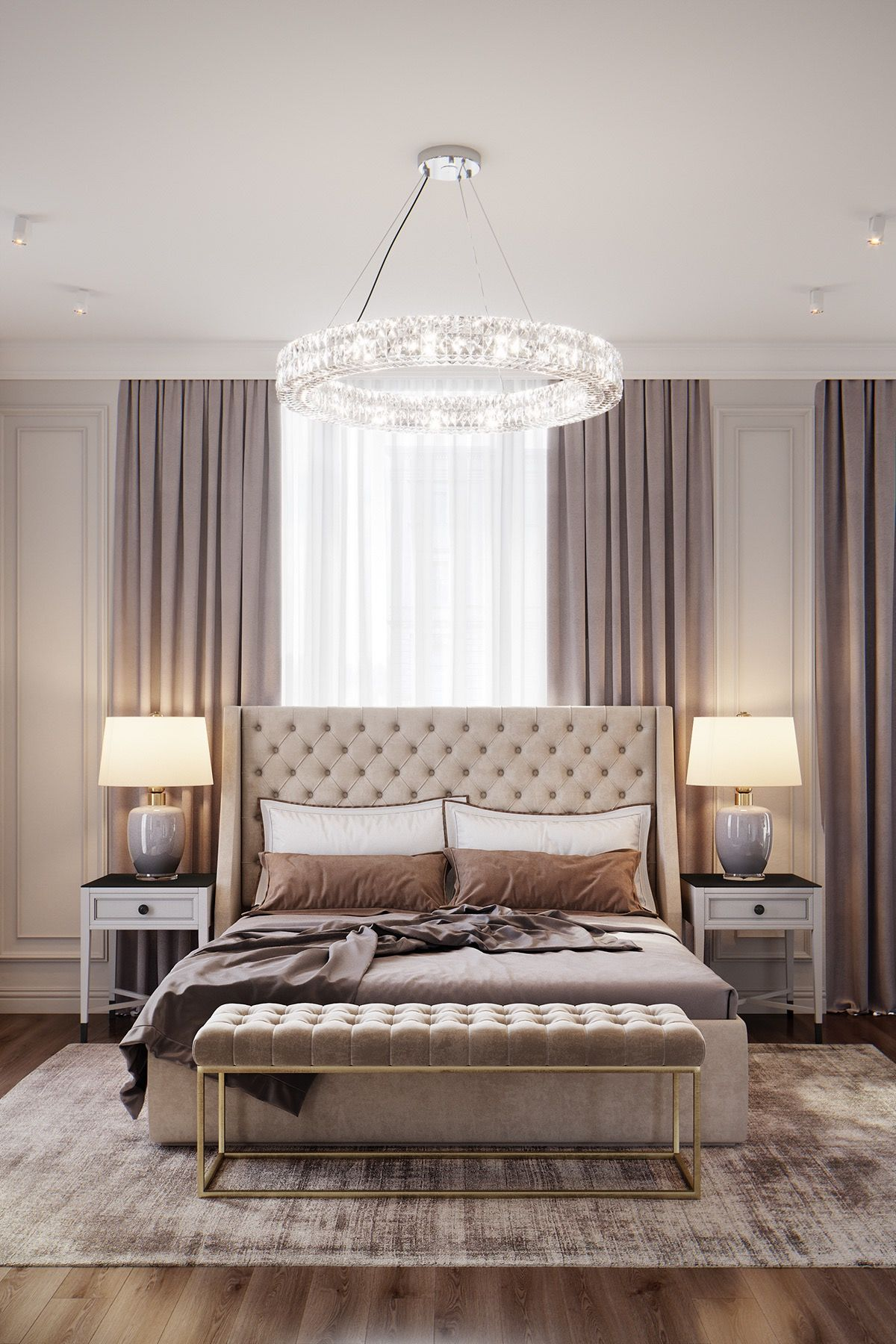40 Transitional Bedrooms That Beautifully Bridge Modern And Traditional Cozy Bedroom Design Transitional Living Room Design Bedroom Inspiration Cozy,French Decorating Ideas For The Home