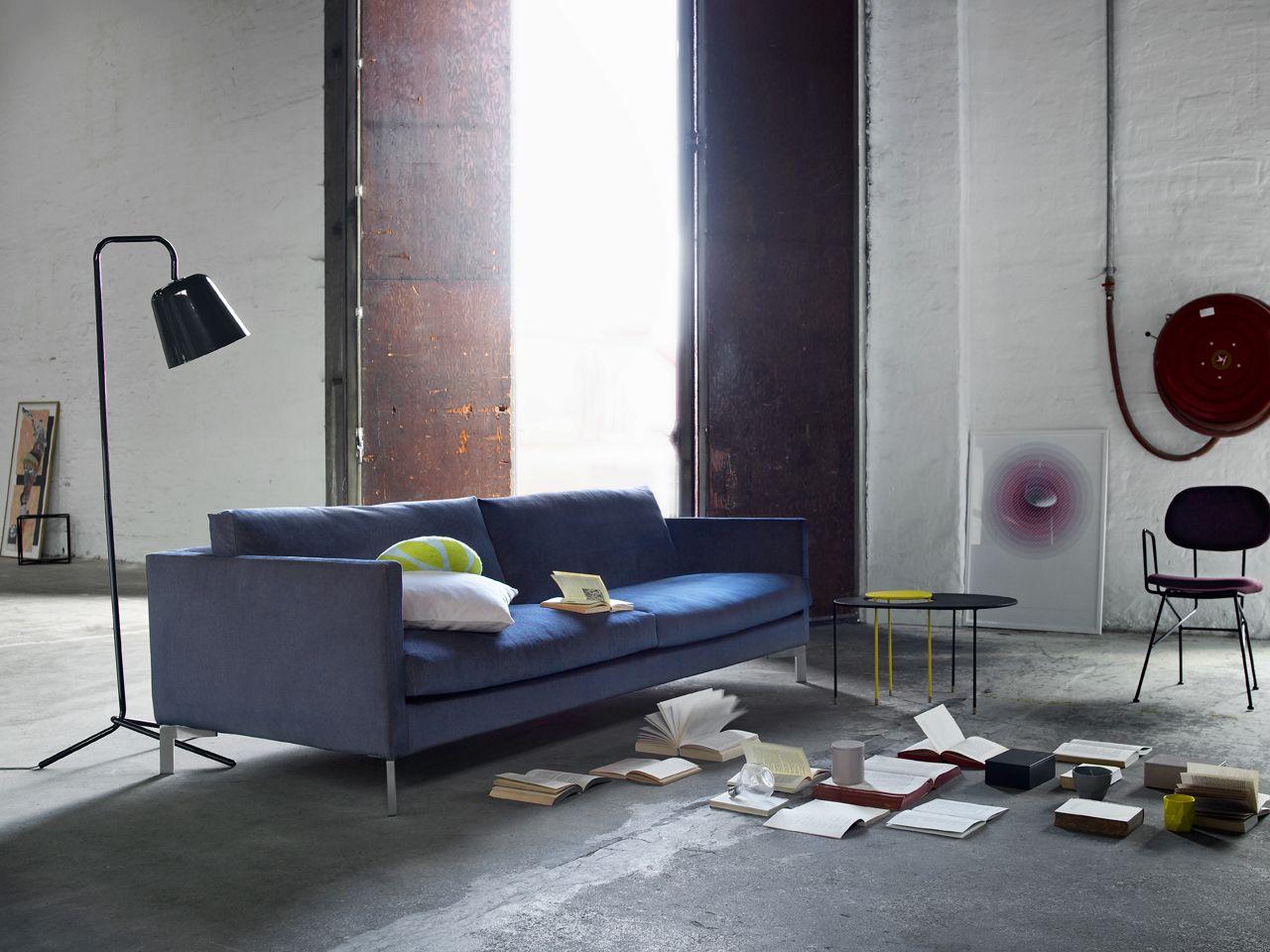 High Box Sofa