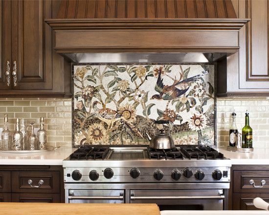 Ordinaire Kitchen Kitchen Backsplash Design, Pictures, Remodel, Decor And Ideas    Page 9