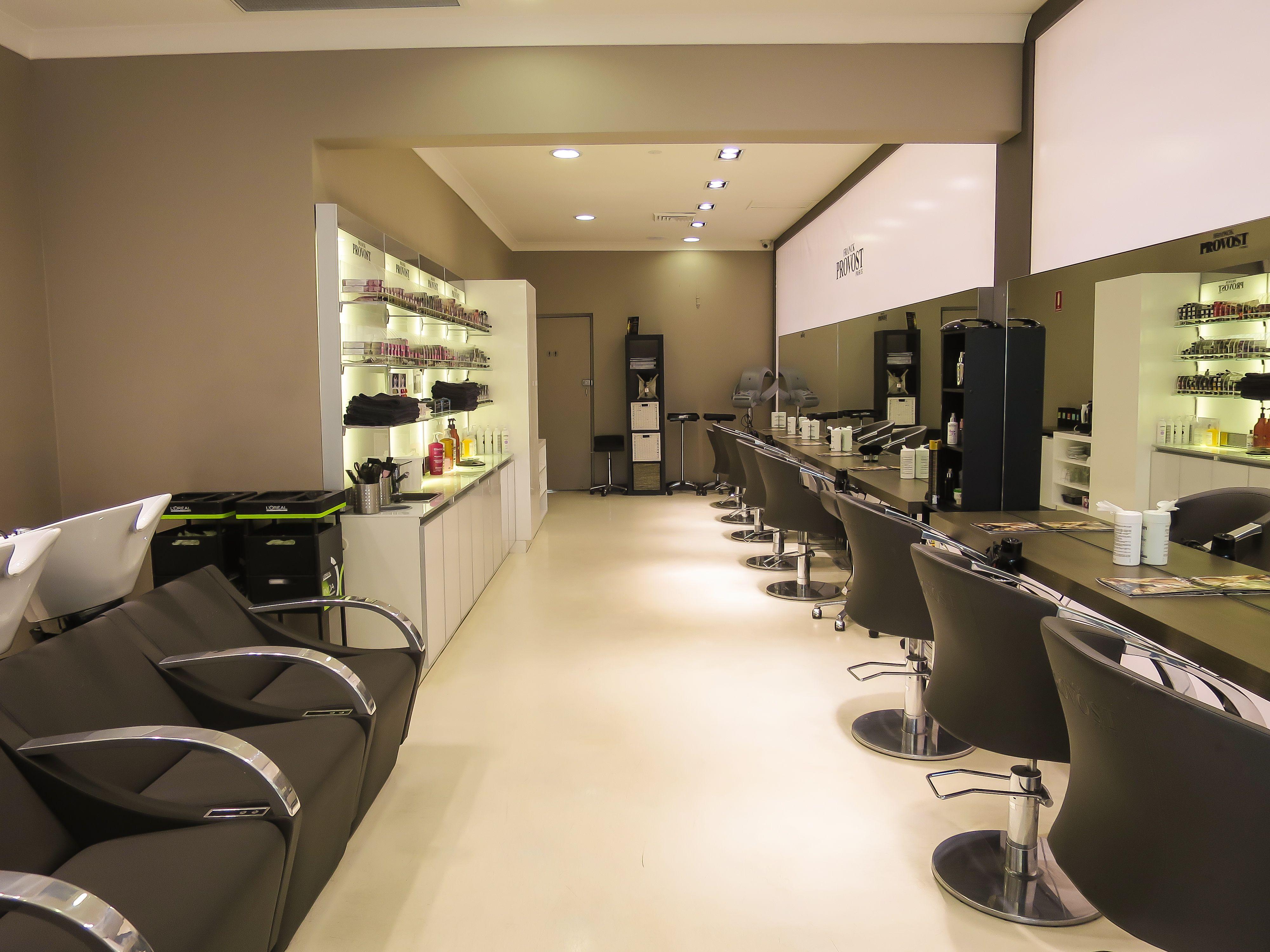 Bonjourcrowsnest Franckprovostsalons Hair Salon Hair And Beauty Salon Salons