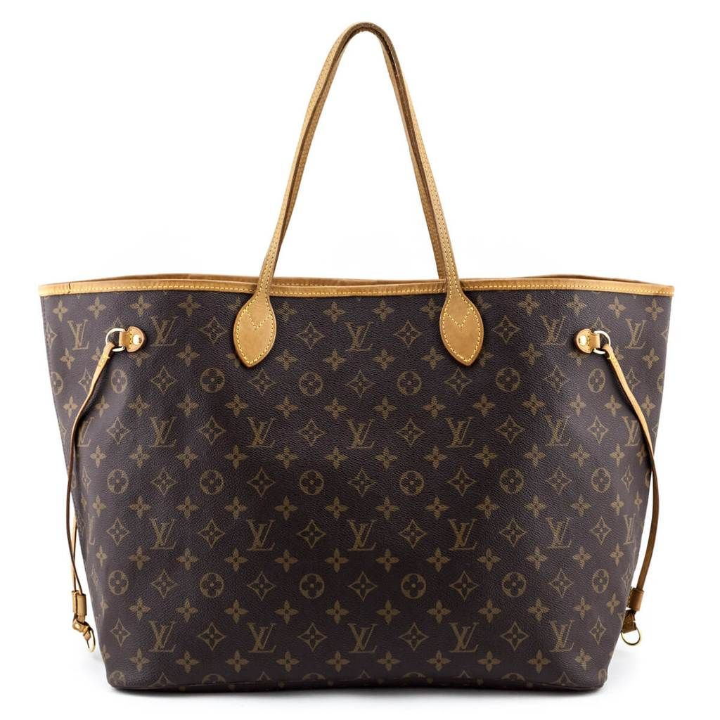 Louis Vuitton Monogram Neverfull GM in 2019 Louis