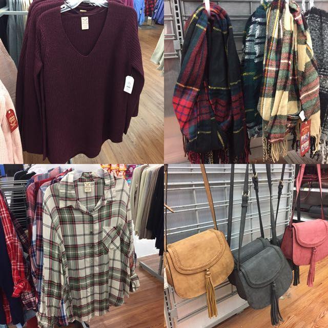 eff6acea525 Off the Rack: Fall 2016 Fashion Highlights at Walmart ...