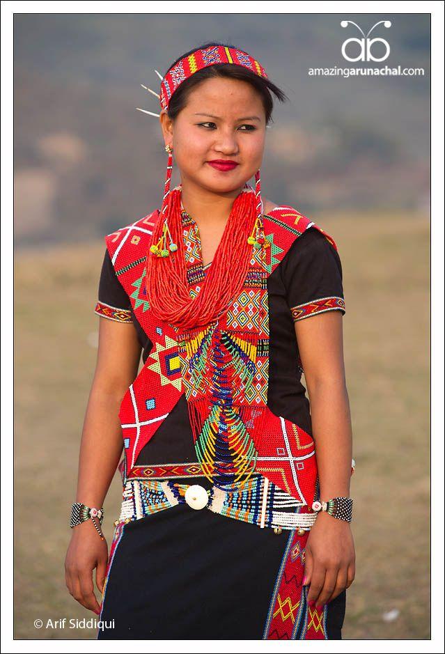 Arunachal Pradesh Longding THE SEVEN SISTERS