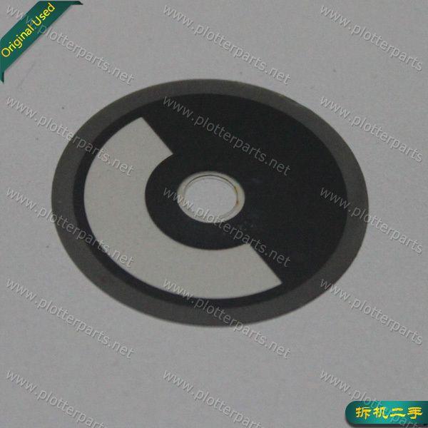 CH538-67073 Encoder disk for HP DJ T1100 T1120 T1200 T610 T620 T1300 T2300  T770 T790 Z2100 Z3100 Z3200 Z5200 plotter parts New