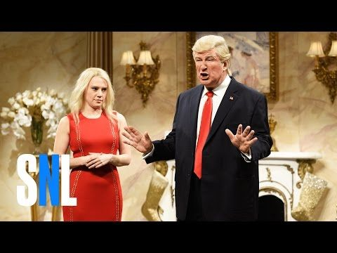Donald Trump Christmas Cold Open - SNL - YouTube SNL  The Daily