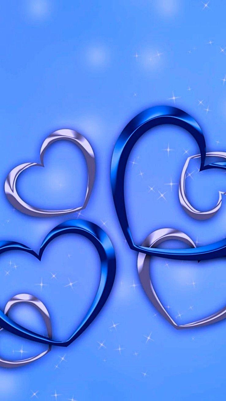 Wallpaper By Artist Unknown Heart Wallpaper Love Wallpaper Cellphone Wallpaper Cute blue cellphone wallpaper wallpaper
