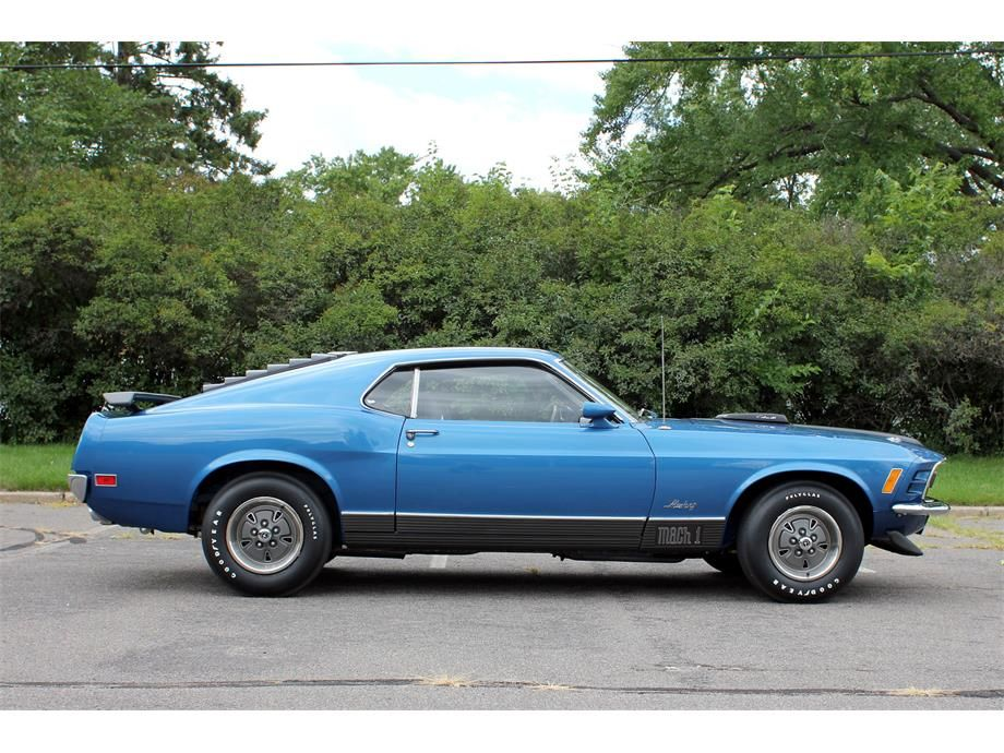1970 Ford Mustang Mach 1 (CC834553) for sale in