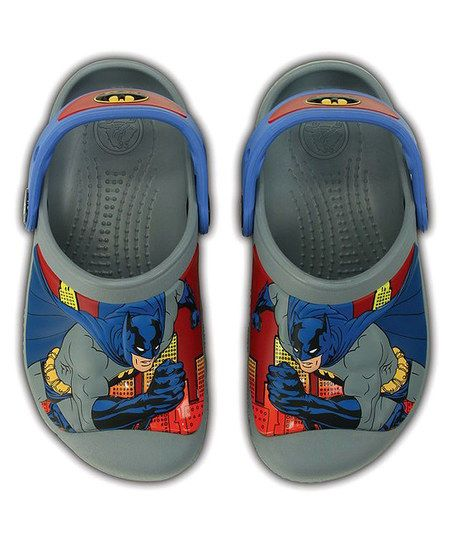 6fc2021e43e Crocs Boys' Shoes #ebay #Fashion Batman Shoes, Crocs Shoes, Strap Heels