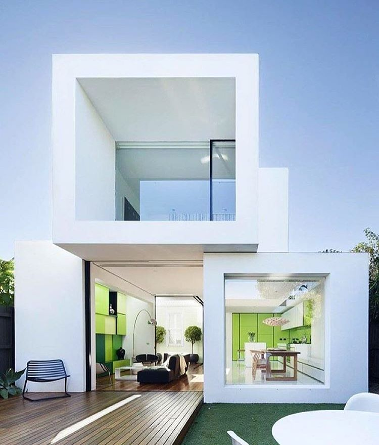 Shakin Stevens House by Matt Gibson Architecture