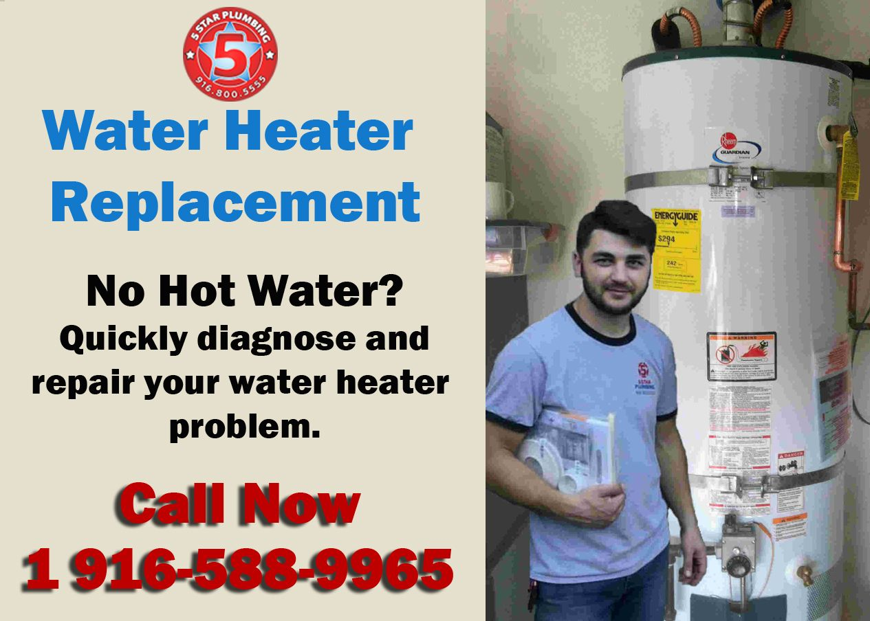 Water Heater Replacement and Maintenance in 2020 Water