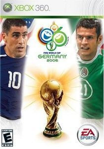 Fifa World Cup Germany 2006 Xbox 360 Game World Cup