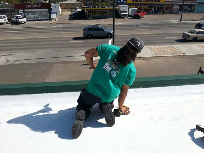 Installing Coping Metal