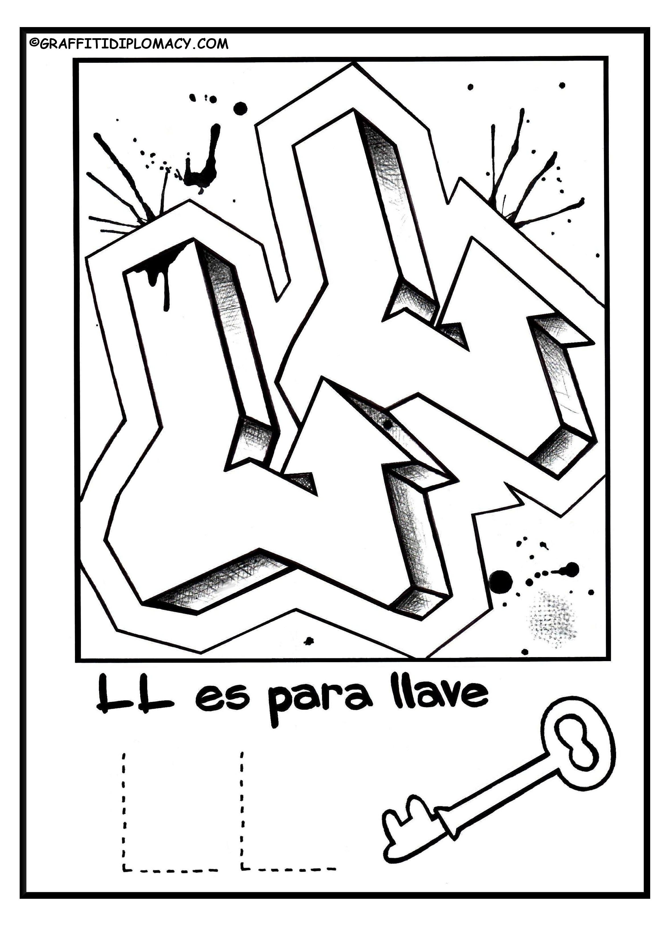 New Letters To Colour In Coloring Coloringpages