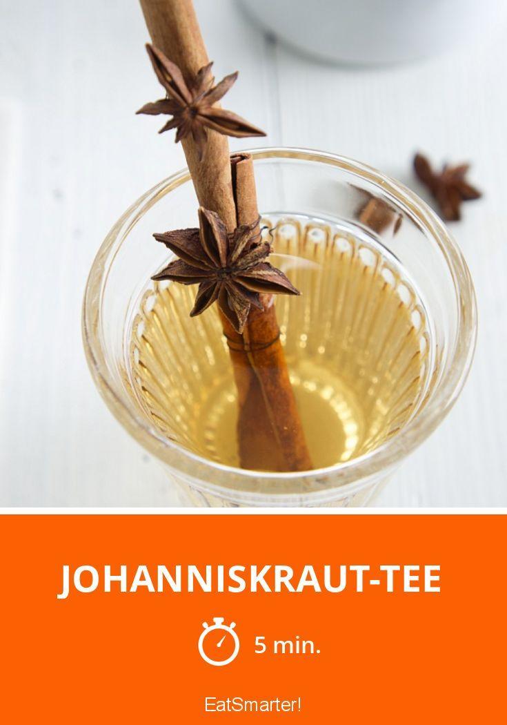 Johanniskraut Tee Rezept Johanniskraut Tee Und Rezepte