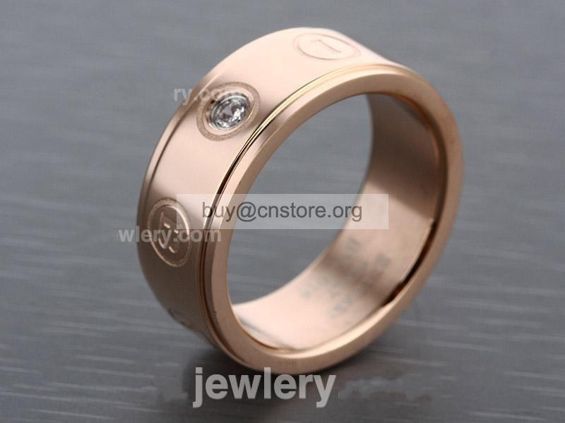bvlgari signature in rose gold diamond ring