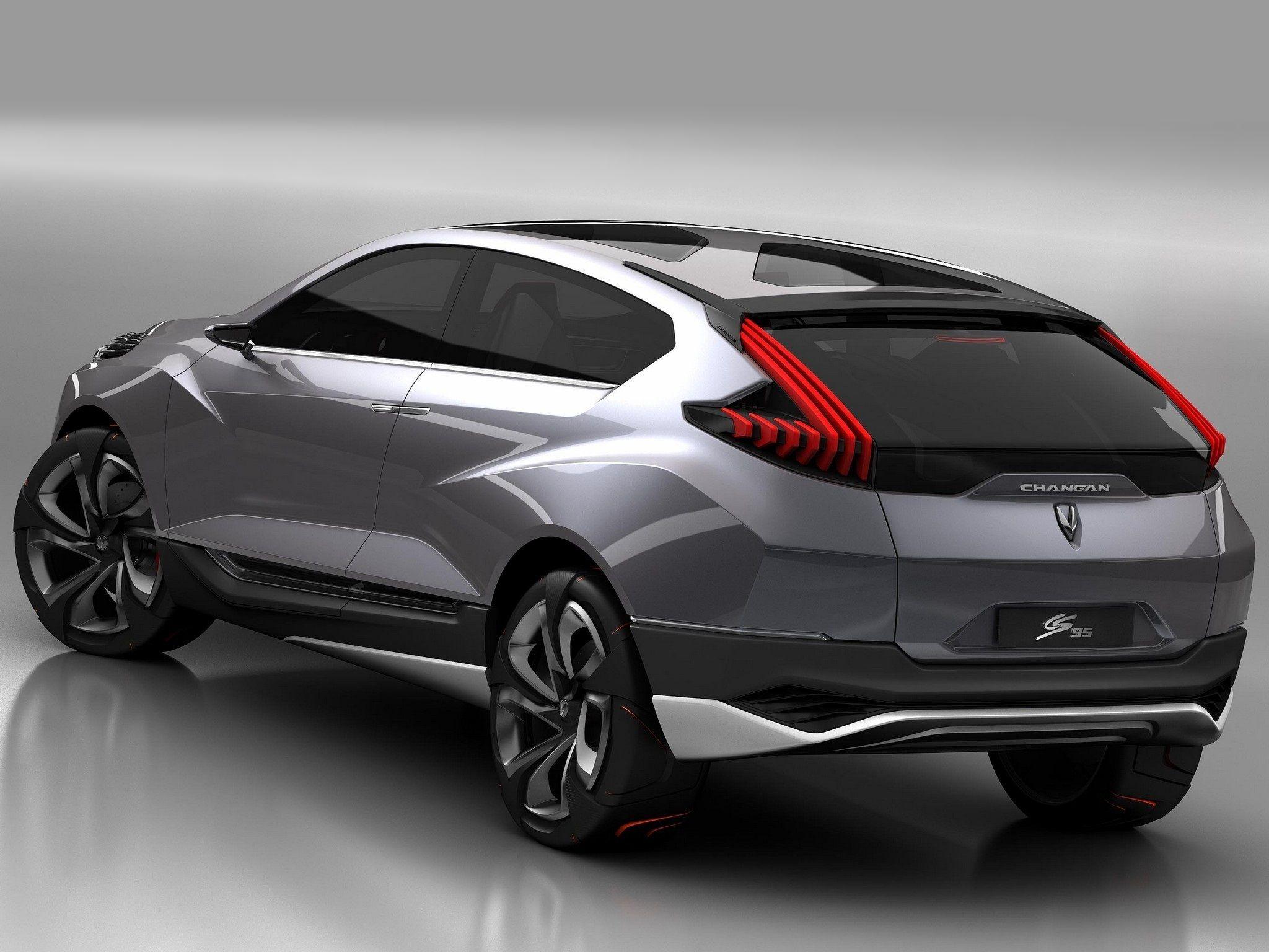 Changan Cs95 With Images Chang An Car Design Cool Cars