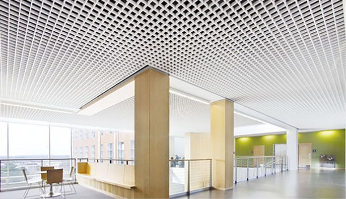 Brazil Open Cell Ceiling Perforated Brazil Open Cell