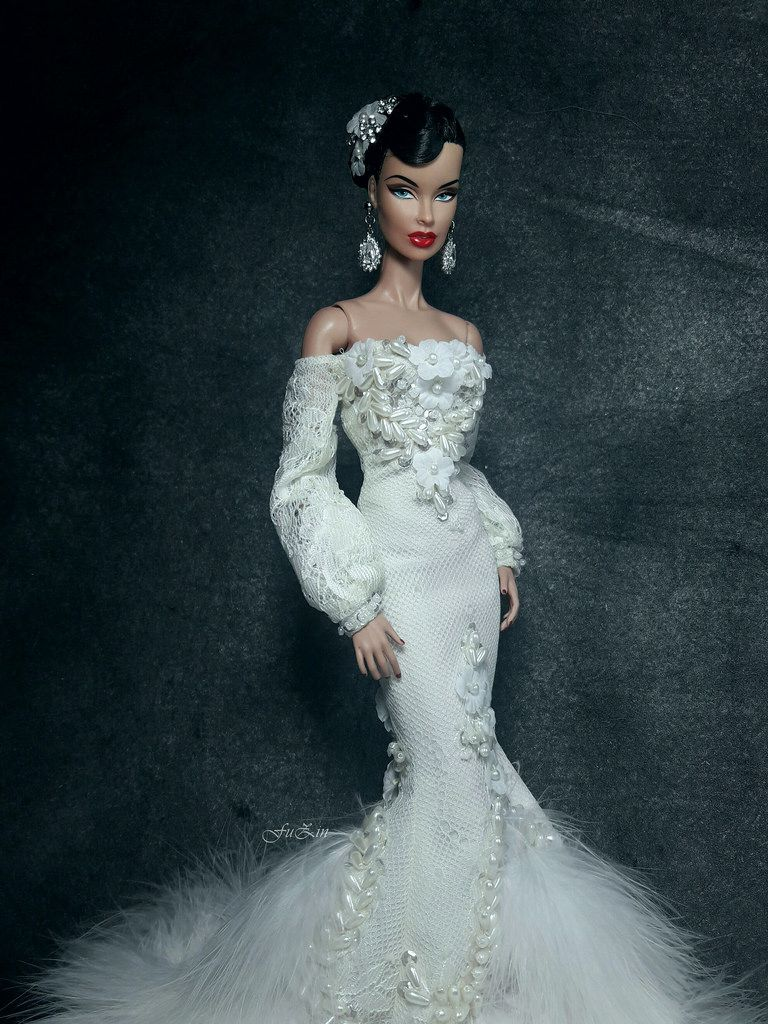 Fashionable Life Vanessa | barbie novias | Pinterest | Barbie ...