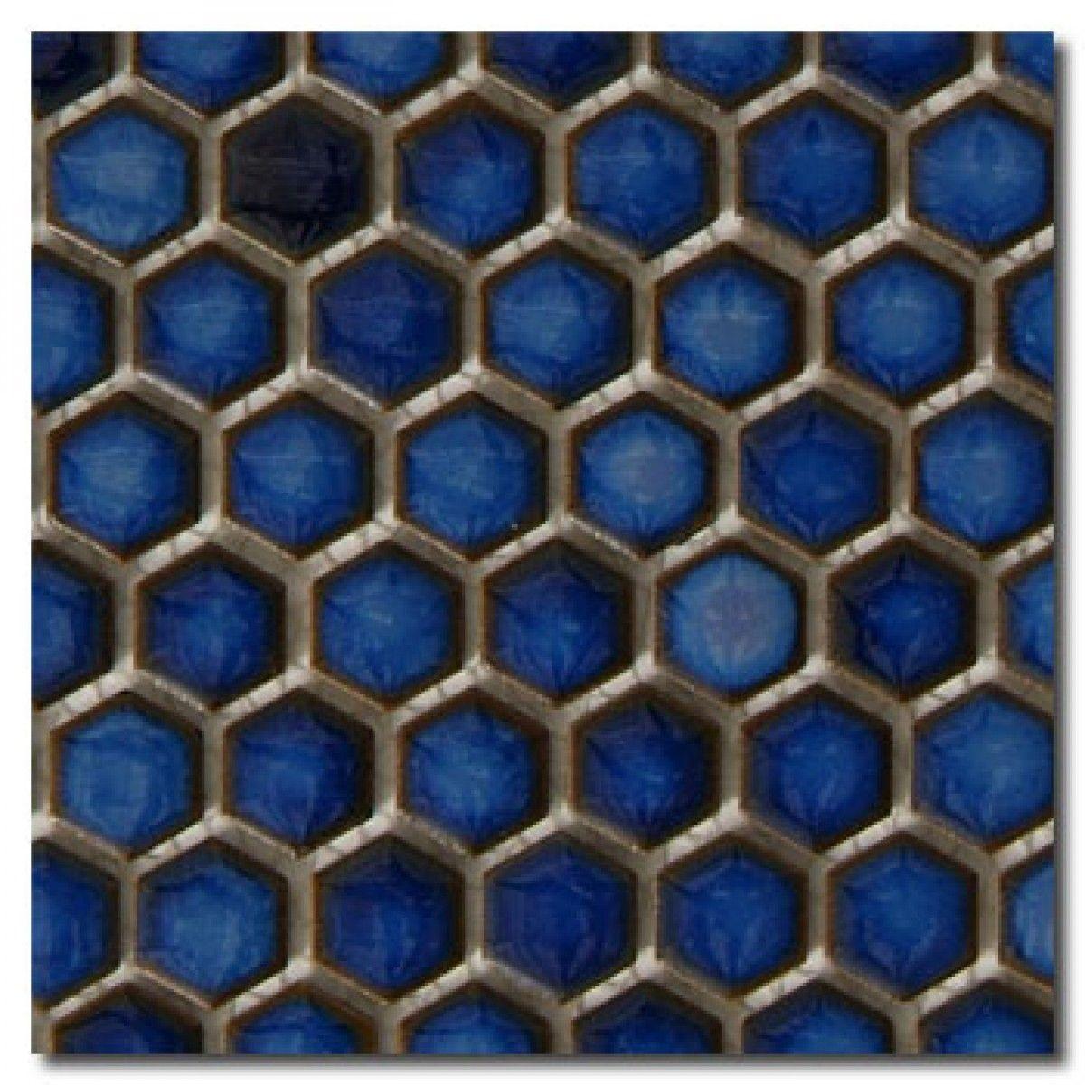 Beltile Hexagon Porcelain Mosaic Tiles Tile and Stone including ...