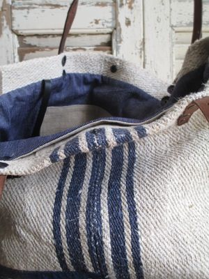 Image of Basic Bag { SBB-Chanvre.01}