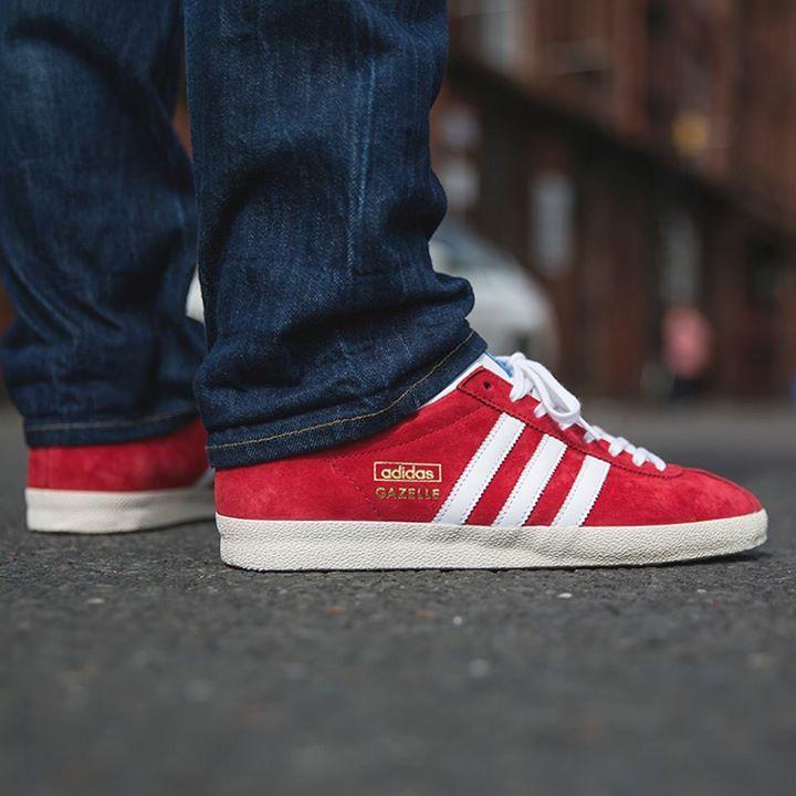 adidas Originals Gazelle OG | Sneakers fashion, Adidas fashion ...