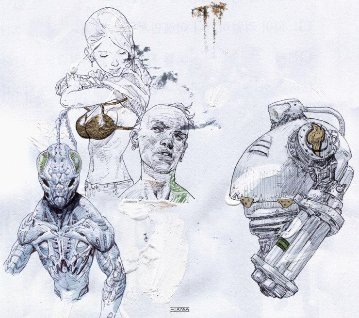 https://www.artstation.com/artwork/pen-drawing-29a8e866-53eb-4629-97ef-66b5ac716413 ★ || CHARACTER DESIGN REFERENCES (www.facebook.com/CharacterDesignReferences & pinterest.com/characterdesigh) • Love Character Design? Join the Character Design Challenge (link→ www.facebook.com/groups/CharacterDesignChallenge) Share your unique vision of a theme every month, promote your art and make new friends in a community of over 25.000 artists! || ★