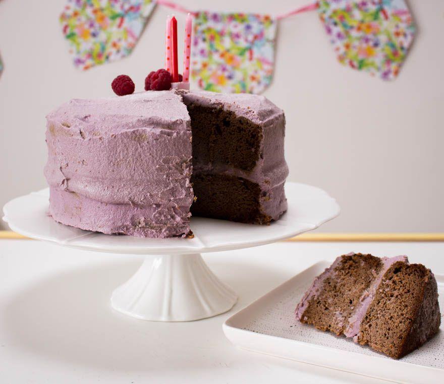 SCD Birthday Cake Recipe Healthy birthday cakes
