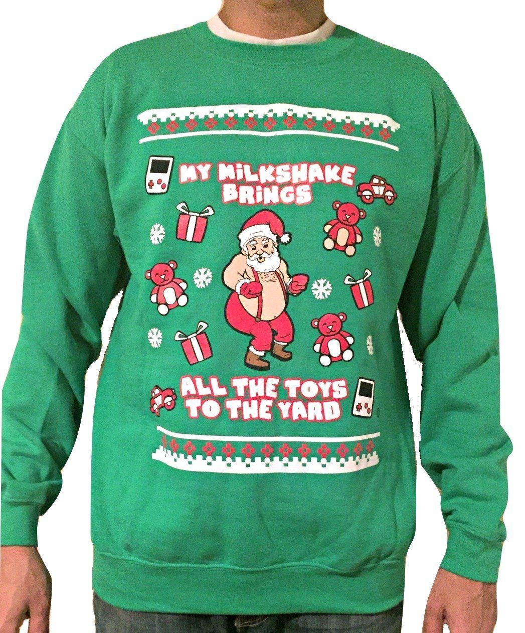 tee This is My Ugly Christmas Unisex Sweatshirt
