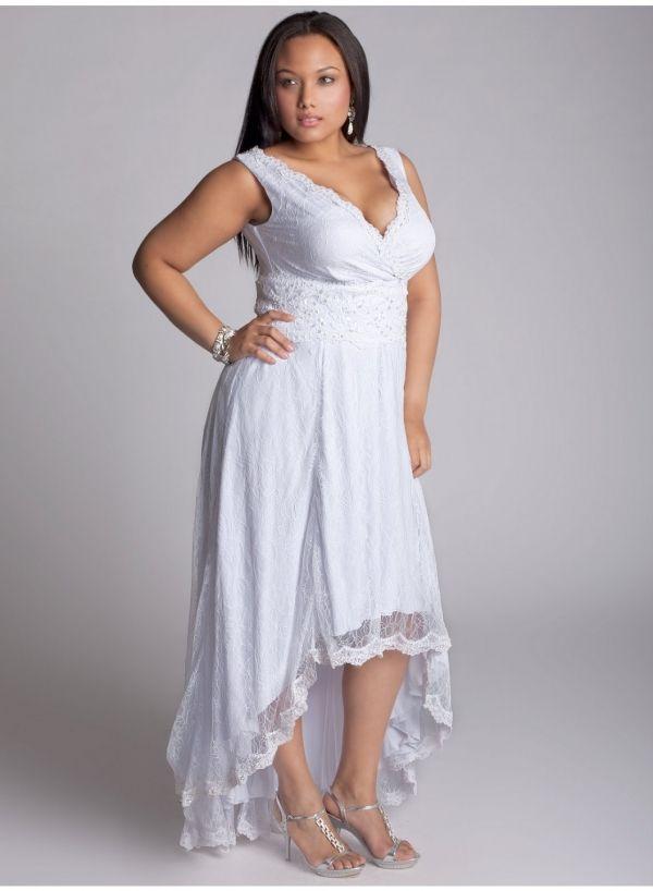 Plus Size White Dress | Dresses I WANT!!!!!!!!!!!! | Pinterest | Kleider