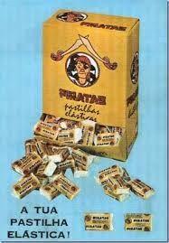 Ainda sou do tempo: ... das Pastilhas Pirata