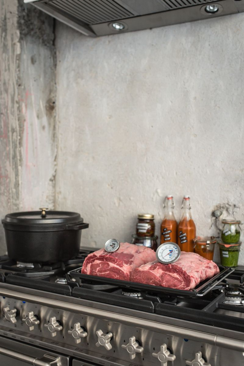 rib eye steaksandwich trickytine
