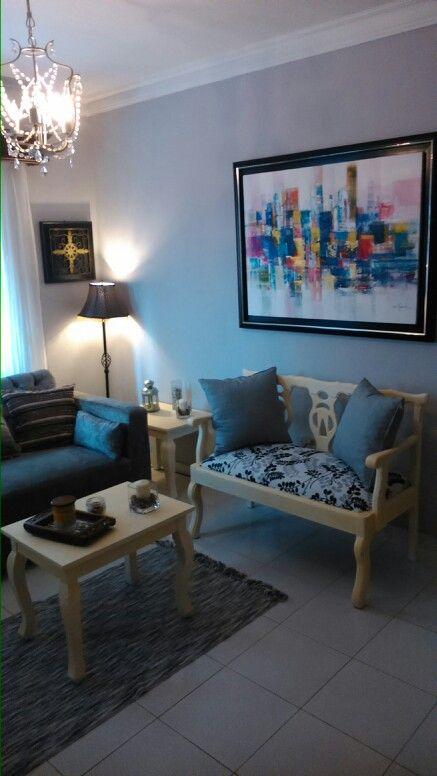 Pintar de blanco mis muebles de caoba. | Decoración y combinación de ...