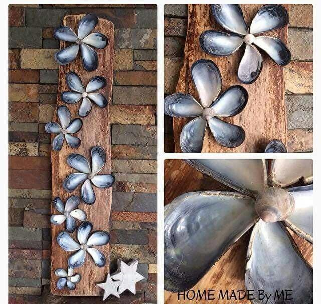 Photo of Seashell decor, seashell crafts, diy seashell, Summer Decorating Ideas, Nature C…