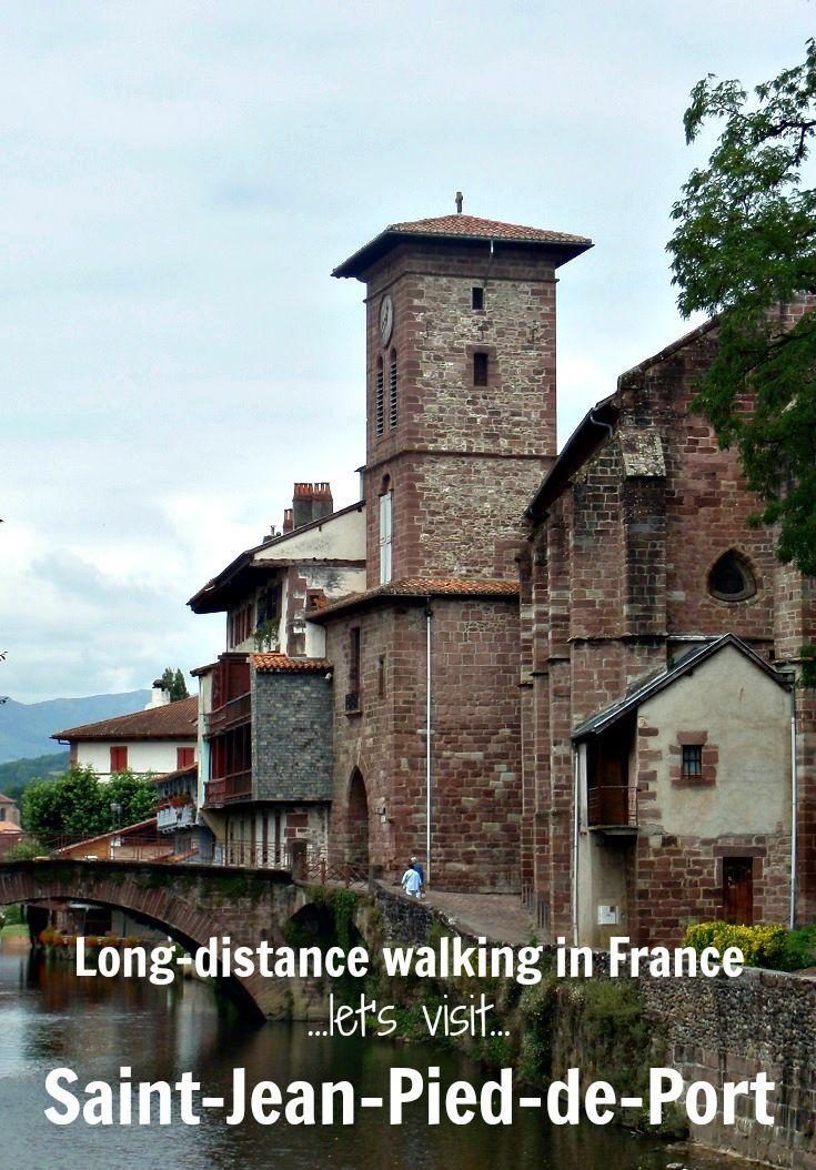 5 unforgettable moments in saint jean pied de port - St jean pied de port to santiago distance ...