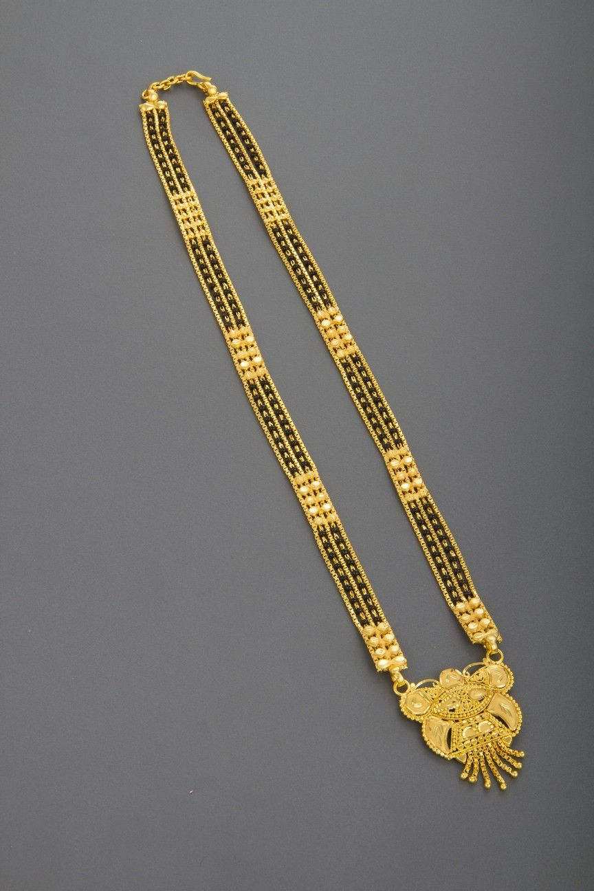 Maharashtrian Mangalsutra In 2019 Gold Mangalsutra Gold