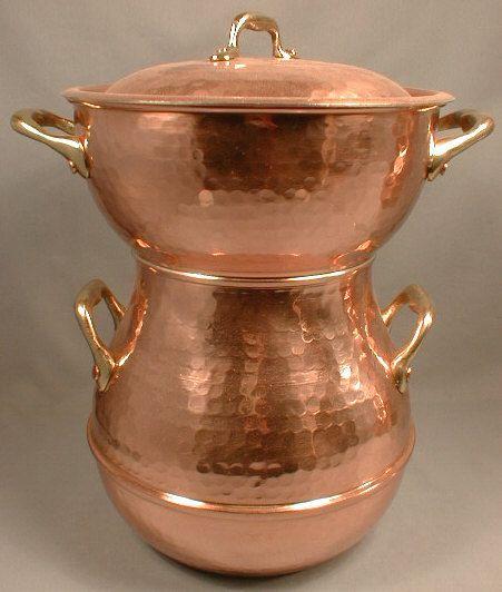 Couscoussier Couscous Pots Steamers Recipes