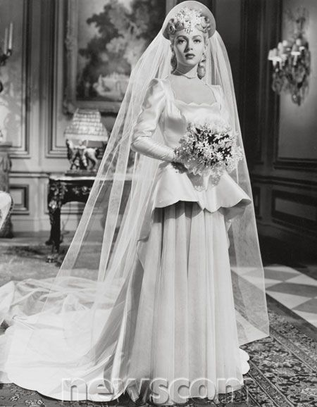 MARRIAGE IS A PRIVATE AFFAIR 1944 Starring Lana Turner Classic Example Of