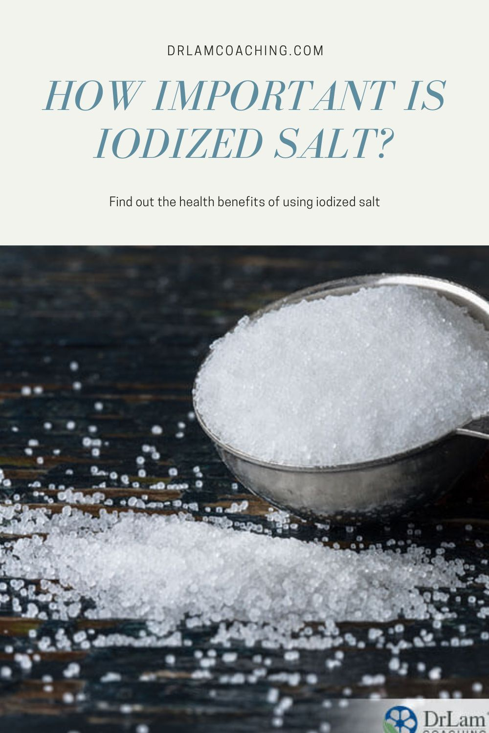 do you need iodized salt in your diet