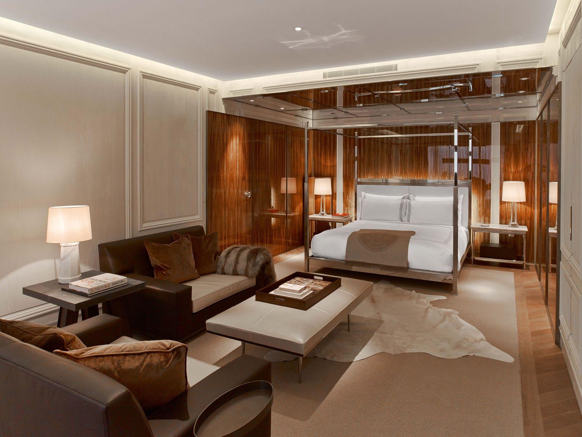 gilles boissier 2015 baccarat hotel new york bedroom pinterest appartement chambre. Black Bedroom Furniture Sets. Home Design Ideas